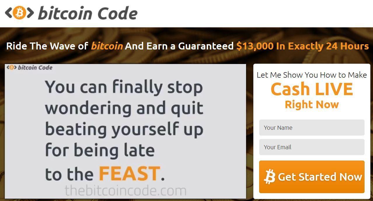 the bitcoin code 2019